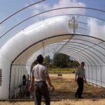 SolaRoof DIY Tunnel