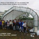 SolaRoof Shelter