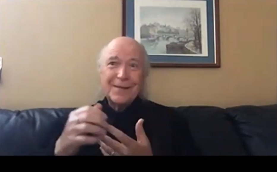 Richard Nelson in a Part 3 Video Conference Organized by Andrew Williams Jr
