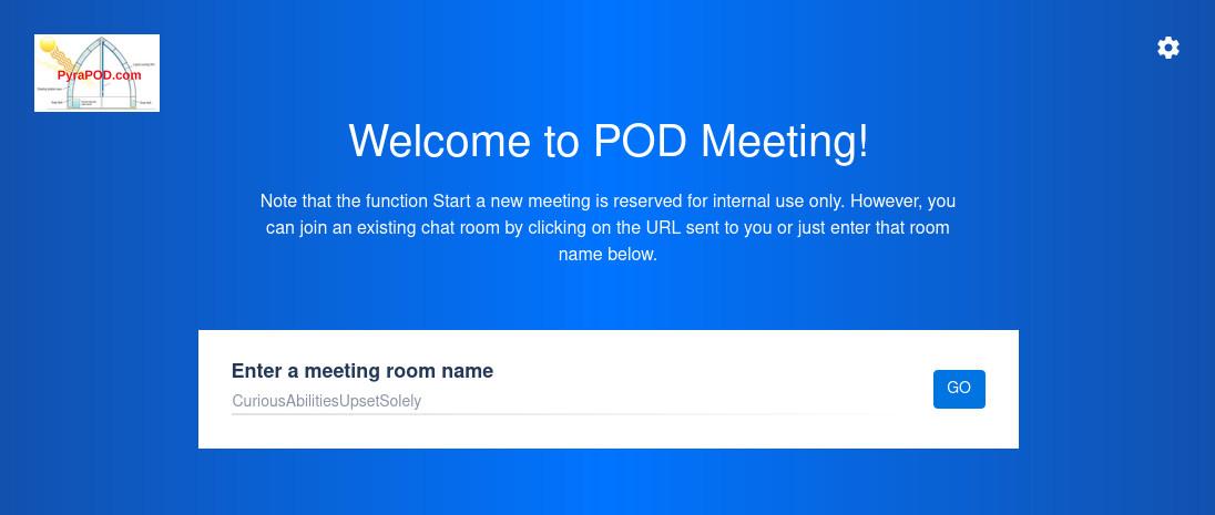 Notre plate-forme de réunion réseau Pod 2.BityPOD.Net fonctionnant avec des appareils mobiles