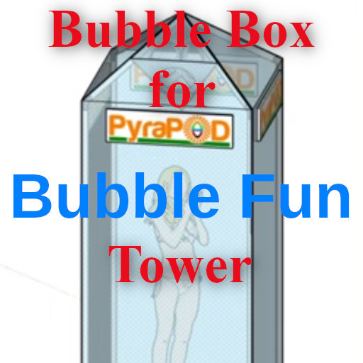 Bubble Box for Bubble Tower Fun
