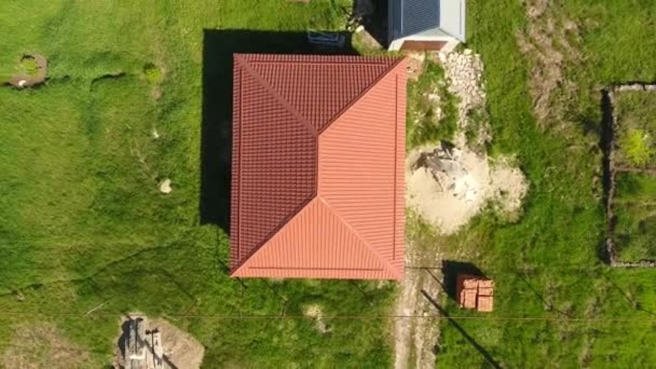 Opague roof