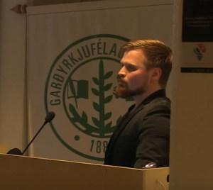 Ríkarður Leó Guðmundsson